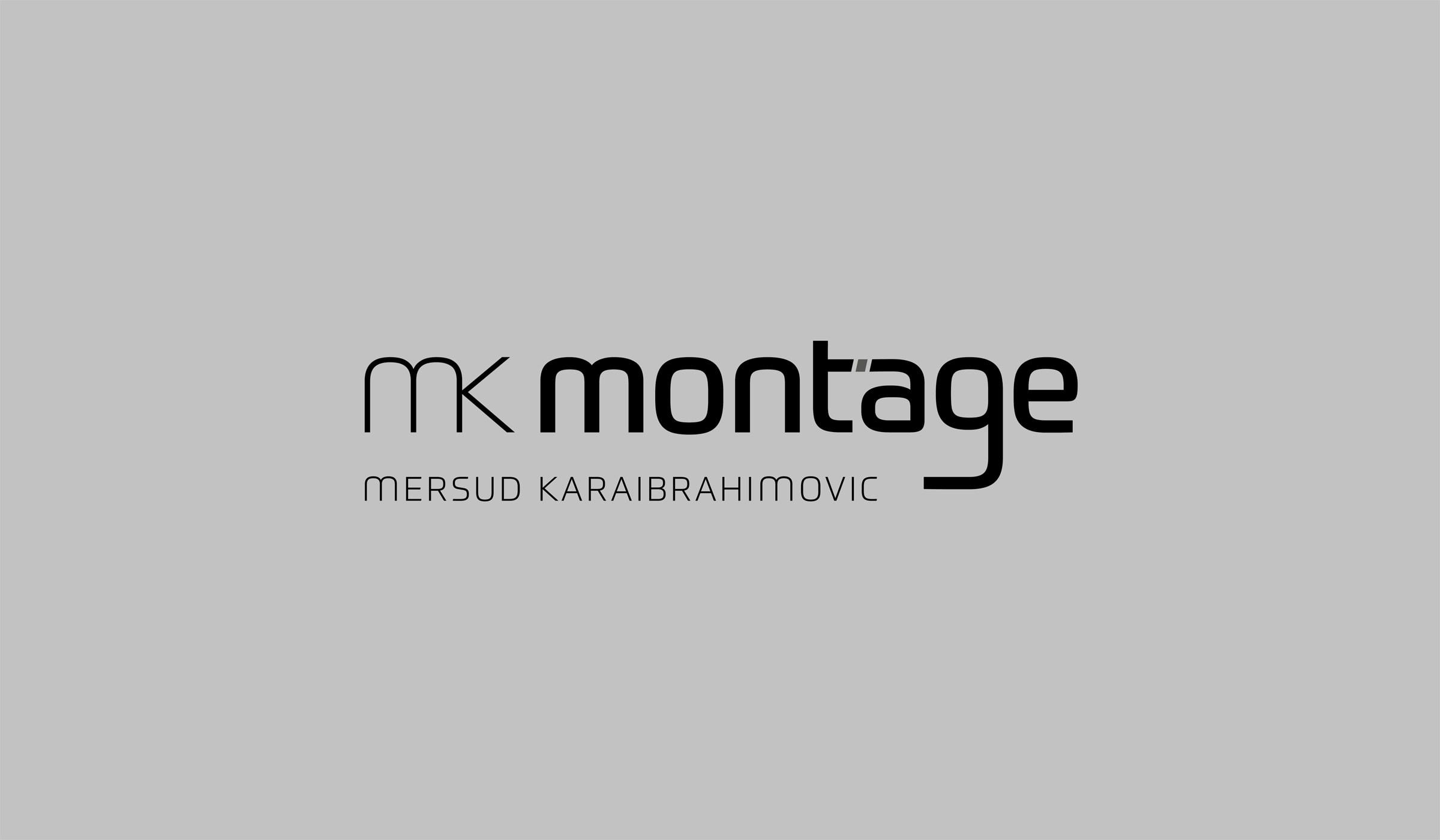 Konzeptarbeit ~ Corporate Design ~ Logodesign // Typologo // mk montage