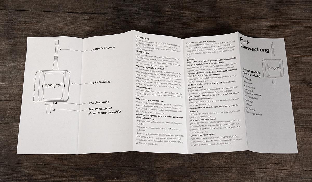 Branding für ein Start-up aus Luxembourg entwickelt durch die Designagentur mieker - Konzept Design Strategie. Bedienungsanleitungen in Form eines Leporellos. Bestandteile des Branding: Grafikdesign, Brand- und Corporate Design, Packaging Design, Logodesign, Werbemittel und Werbung. Regionen: Luxembourg, Saarbrücken, Trier, Koblenz, Mannheim.