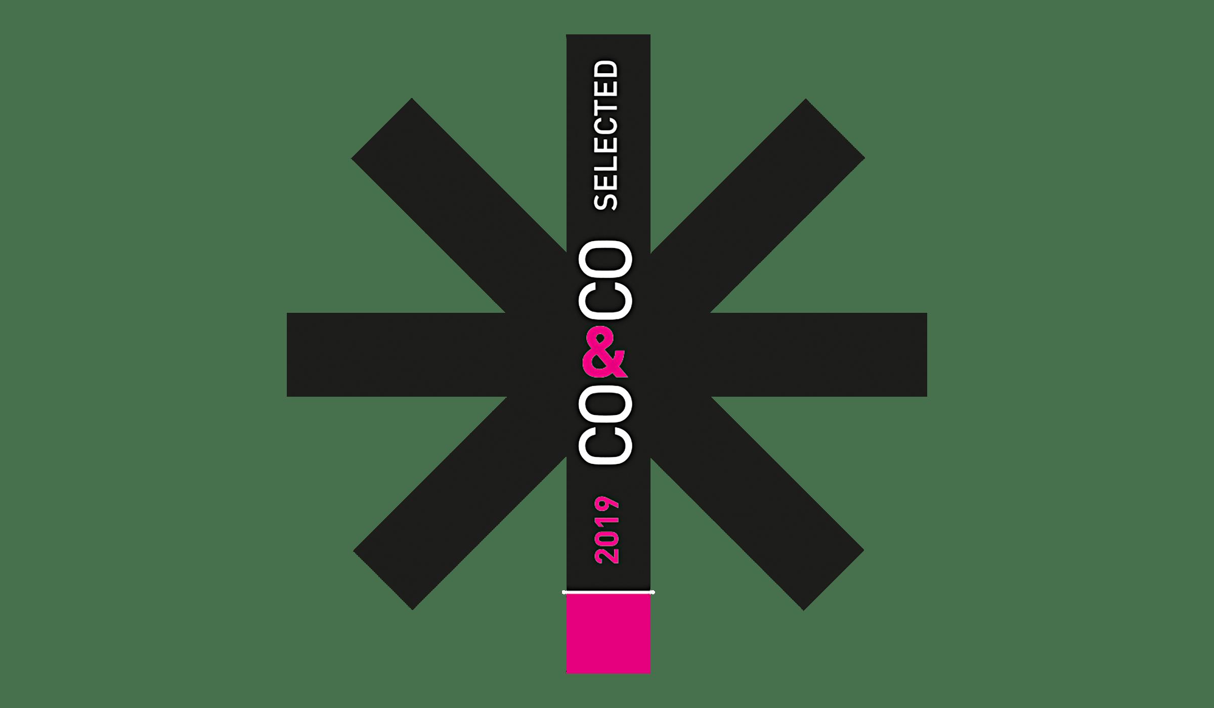 Corporate Design Auszeichnung für die Designagentur mieker - Konzept Design Strategie. Projekt: Branding für Sesyco aus Luxembourg