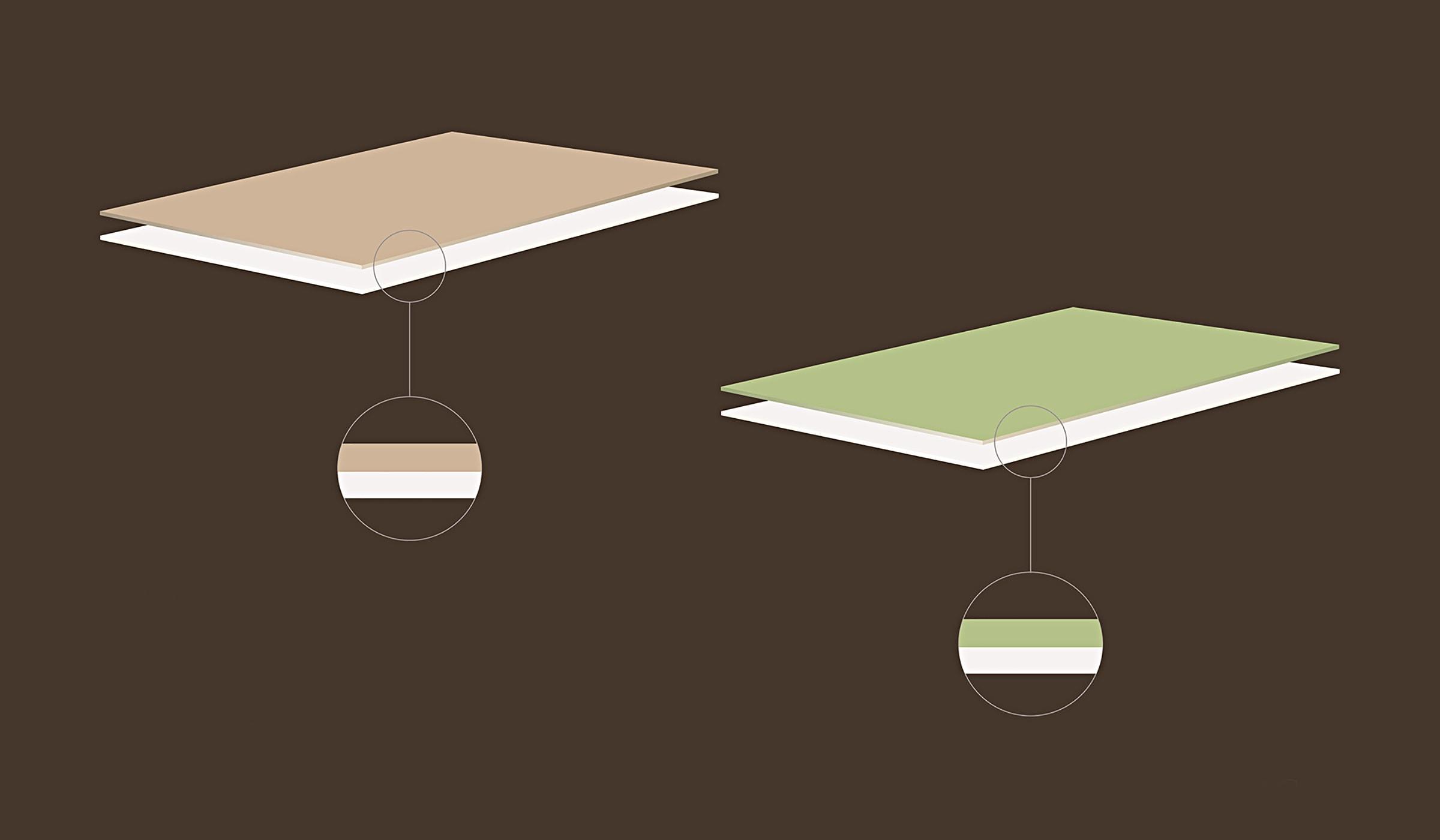 Corporate Design für eine Bäckerei mit Café entwickelt durch die Designagentur mieker - Konzept Design Strategie. Vektordarstellung Visitenkarten. Bestandteile des Erscheinungsbildes: Kommunikationsdesign, Grafikdesign, Brand- und Corporate Design, Logodesign, Werbemittel und Werbung. Regionen: Luxembourg, Saarbrücken, Trier, Koblenz.