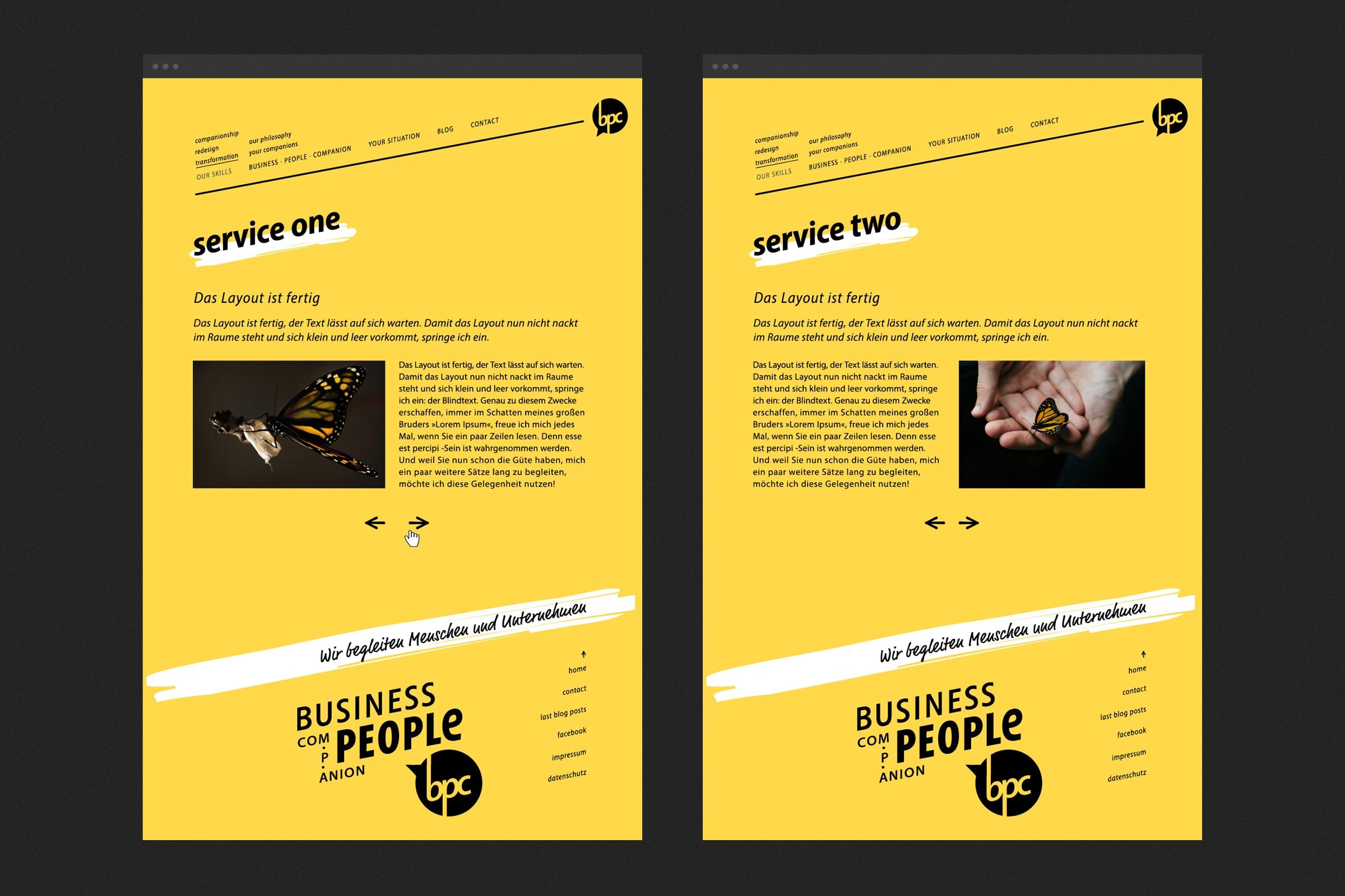 Screendesign/ Webdesign für eine Unternehmensberatung mit Firmensitz in der Region Trier/ Luxembourg. Ein Beispiel für das entwickelte Layout. Eine Webkonzeption der Designagentur mieker - Konzept Design Strategie. Leistungen: Designkonzept, Corporate Identity, Corporate Website, Screendesign, Webdesign, UX Design, online Visitenkarte, Printdesign, Corporate Design und Logodesign.