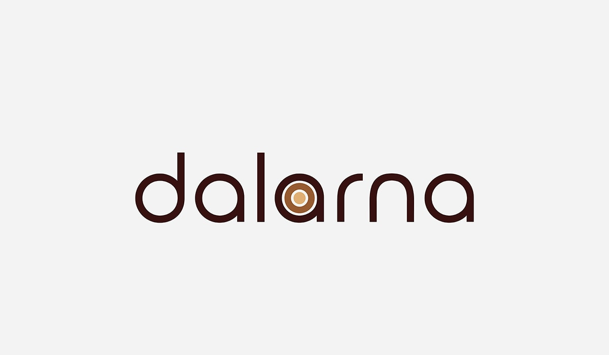Konzeptarbeit ~ Logodesign // Logodesign für dalarna – Variabler Armschmuck aus Holz* // Logogalerie