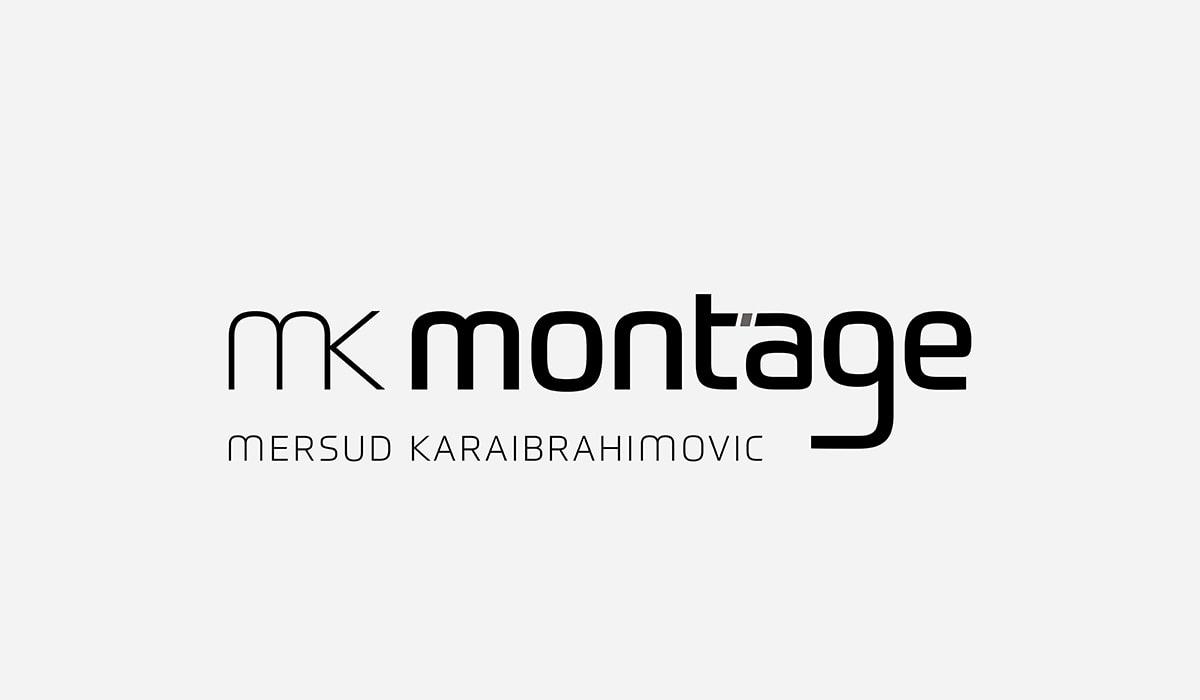 Konzeptarbeit ~ Logodesign // Logodesign für mk montage // Logogalerie