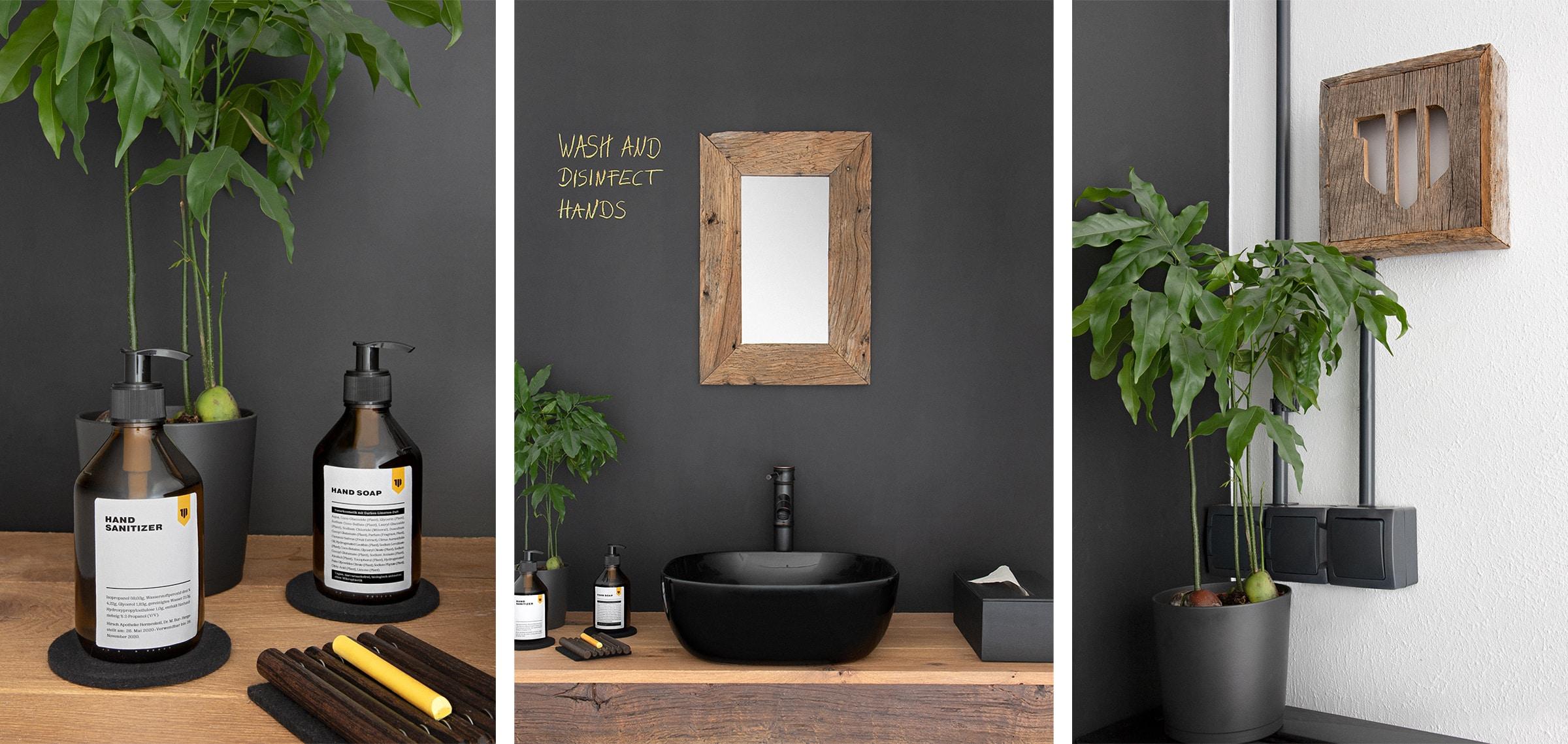 mieker - Konzept Design Strategie, Designagentur/ Werbeagentur – Hygienestation